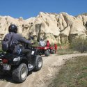 Quad Biking In Sword Valley