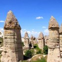 View Of Fairy Chimneys