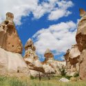 Cappadocia And The Clouds