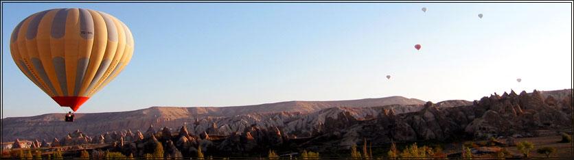 Cappadocia Daily Tours & Activities
